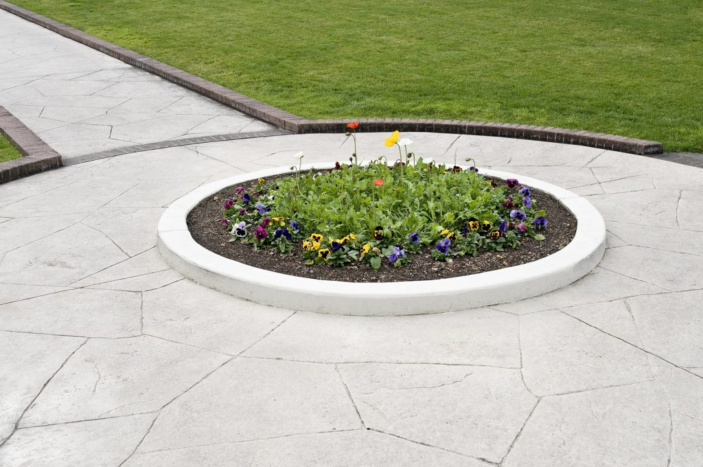 Benefits of Adding Stamped Overlays On Existing Concrete