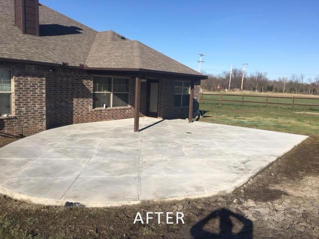 Our Work : Ru0026M Concrete