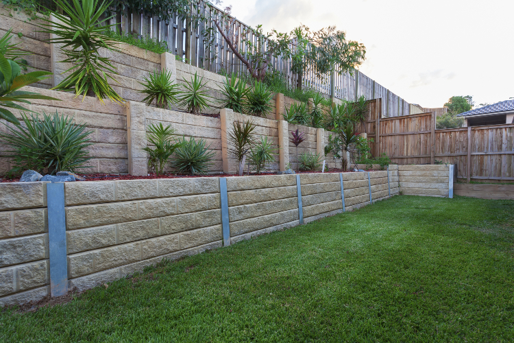 Why Retaining Walls Solve Drainage Problems