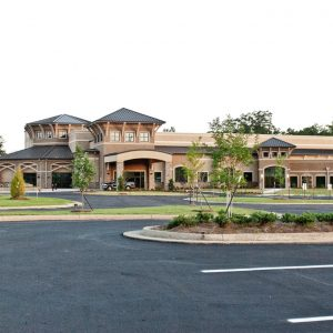 word of life church commercial concrete project
