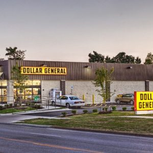 dollar general tahlequah commercial concrete project