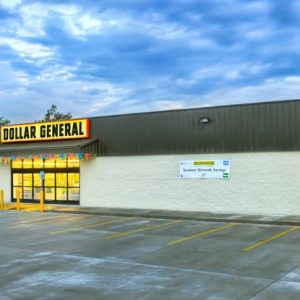 dollar general wagoner commercial concrete project