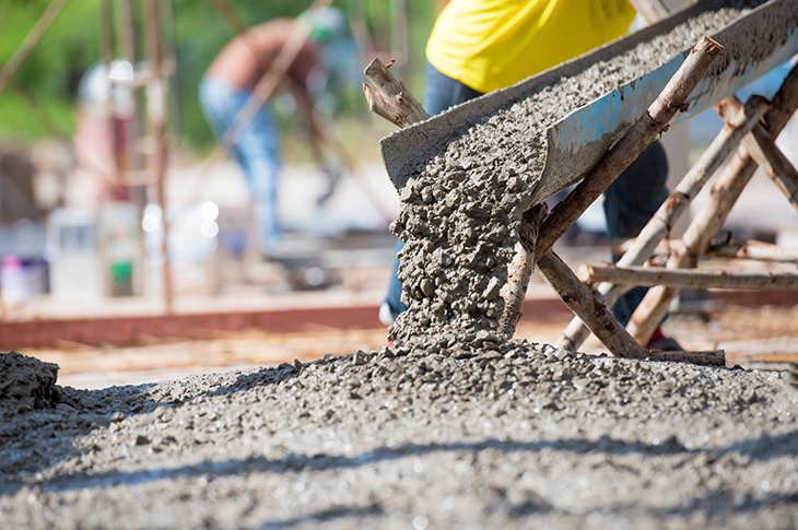 Jenks' Professional Residential and Commercial Concrete Service Contractor